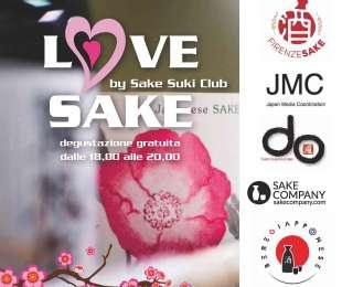 Love Sake - Degustazione